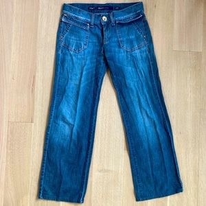 MISS SIXTY Alyssa Vintage Wide Leg Jeans 28